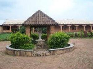 Repubblica Centrafricana Bangui Il Museo Nazionale Boganda di Bangui
