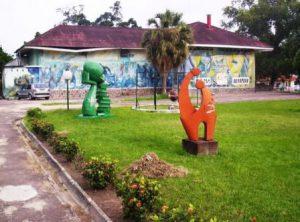 Repubblica Democratica Kinshasa L'Academia delle Belle Arti di Kinshasa