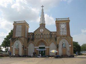 Repubblica del Congo Brazzaville La Cattedrale del Sacro Cuore di Brazzaville