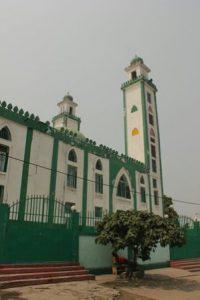 Repubblica del Congo Brazzaville La Grande Moschea di Brazzaville