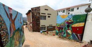 Ruanda Kigali Il Centro dell'Arte Inema di Kigali