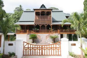 Seychelles Victoria La Casa Kenwyn di Victoria