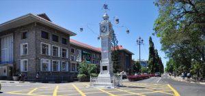 Seychelles Victoria La Torre dell'Orologio di Victoria