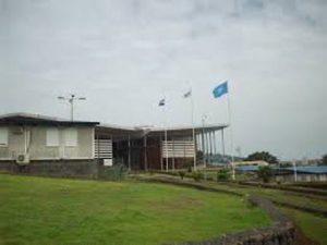 Sierra Leone Freetown Il Museo della Pace della Sierra Leone