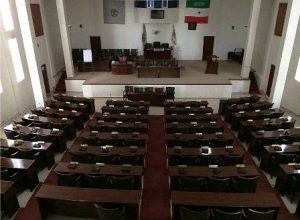 Somaliland Hargheisa La Casa dei Rappresentanti di Hargheisa