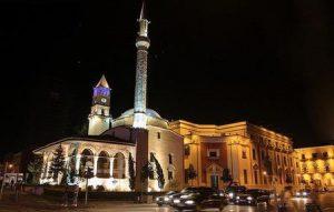 albania-tirana-la-moschea-ethem-bey-di-tirana
