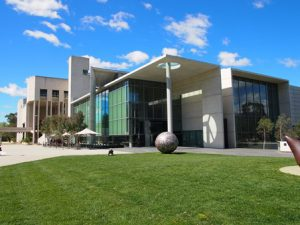 Australia Canberra La Galleria Nazionale dell'Australia