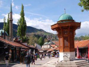 bosnia-ed-erzegovina-sarajevo-la-fontana-di-legno-sebilj-di-sarajevo