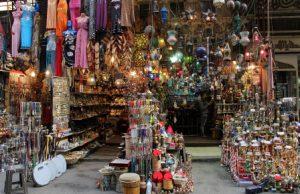egitto-cairo-il-mercato-khan-el-khalili-del-cairo