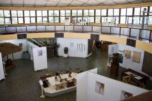 Ghana Accra Il Museo Nazionale del Ghana