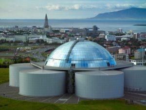 islanda-reykjavik-il-museo-perlan-di-reykjavik