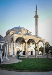 kosovo-pristina-la-moschea-sultan-mehmet-fatih-di-pristina