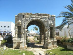 libia-tripoli-larco-di-marco-aurelio-di-tripoli