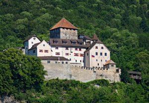liechtenstein-vaduz-il-castello-di-vaduz