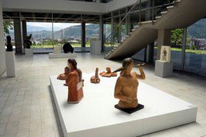 Macedonia Skopje Il Museo dell'Arte Contemporanea della Macedonia