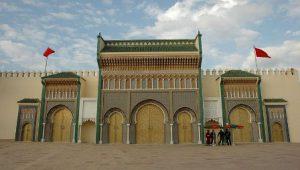 marocco-rabat-la-residenza-dar-al-makhzen-di-rabat