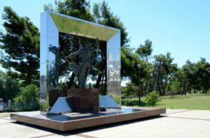 montenegro-podgorica-il-monumento-vladimir-vysotsky-di-podgorica