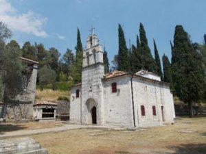 montenegro-podgorica-la-chiesa-saint-george-di-podgorica