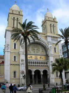 tunisia-tunisi-la-cattedrale-di-san-vincenzo-de-paoli-di-tunisi