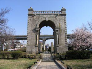 corea-del-sud-seul-La Porta dell'Indipendenza di Seul