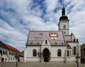 croazia-zagabria-la-chiesa-san-marco-di-zagabria