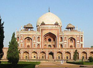 india-nuova-delhi-tomba-di-humayun