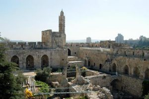 israele-gerusalemme-la-torre-di-davide-di-gerusalemme