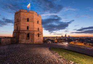 lituania-vilnius-la-torre-gediminas-di-vilnius