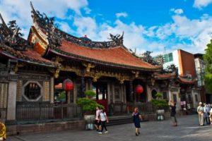 taiwan-taipei-il-tempio-di-longshan-di-taipei