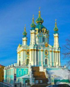 ucraina-kiev-la-cattedrale-di-santandrea-di-kiev