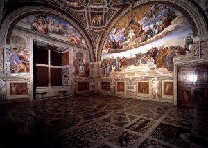 citta-del-vaticano-le-stanze-di-raffaello-in-vaticano