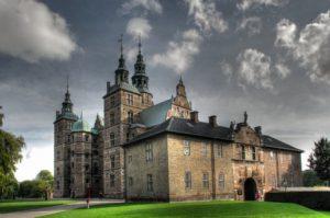 danimarca-copenaghen-il-castello-di-rosenborg-di-copenaghen