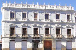 Bolivia Sucre Il Museo del Tesoro