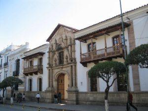 Bolivia Sucre La Casa della Libertà