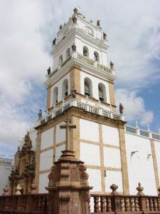 Bolivia Sucre La Cattedrale di Nostra Signora di Guadalupe